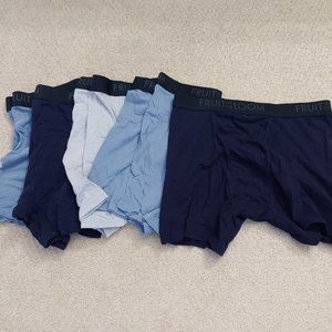 Fruit of the Loom Breathable Boxer Briefs